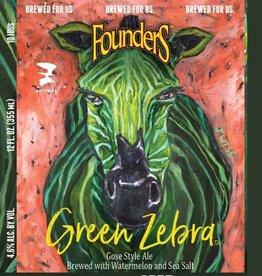 Founders 'Green Zebra' Watermelon Gose 12oz Sgl (Can)