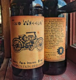 Innovation 'Two Wheelin' Barrel-Aged Imperial Stout 22oz