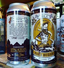 Appalachian Mountain 'Baba Budan' Coffee IPA 16oz Sgl (Can)