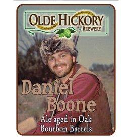Olde Hickory 'Daniel Boone' Ale Aged in Bourbon Barrels 22oz