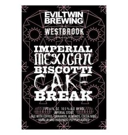 Westbrook 'Imperial Mexican Biscotti Cake Break' Imperial Stout 22oz
