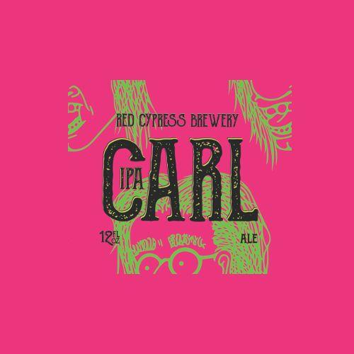Red Cypress 'Carl' NE IPA 12oz (can)