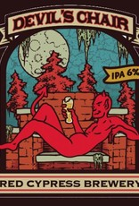 Red Cypress 'Devil's Chair' IPA 12oz Sgl (Can)
