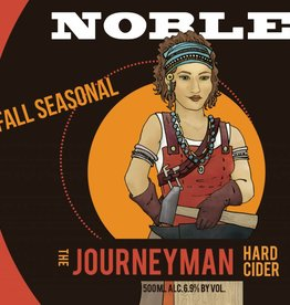Noble Cider 'Journeyman' Hard Cider 500ml