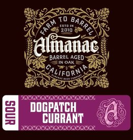 Almanac 'Dogpatch Currant' Sour Ale Aged in Wine Barrels 375ml