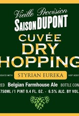 Dupont 'Cuvee Dry Hopping 2017 - Styrian Eureka' 750ml