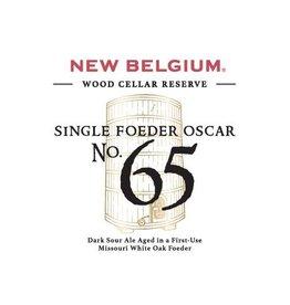 New Belgium Brewing 'Single Foeder Oscar - No. 65' 375ml