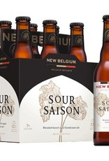 New Belgium 'Sour Saison' Blended Barrel-Aged Farmhouse Ale 12oz Sgl
