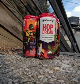 UpCountry 'Hop Dread' Red IPA 16oz Sgl
