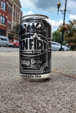 Oskar Blues 'Ten Fidy' Imperial Stout 12oz Sgl (Can)