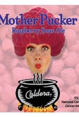 Caldera 'Mother Pucker' Raspberry Sour Ale 22oz