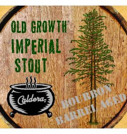 Caldera 'Bourbon Barrel-aged Old Growth' Imperial Stout 22oz