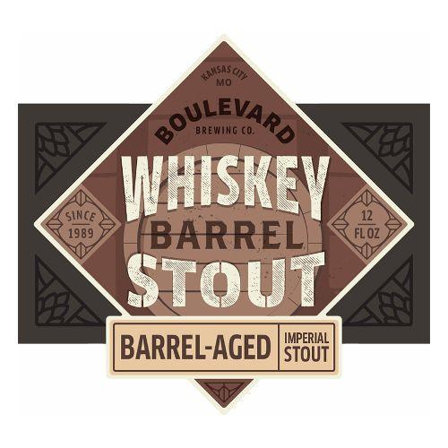 Boulevard Brewing Co. 'Whiskey Barrel Stout' 12oz Sgl