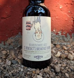 Haw River 'Bourbon Barrel-Aged St. Benedict' 375mL
