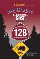 Anderson Valley 'Blood Orange Gose' 12oz Sgl (Can)