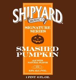 Shipyard 'Smashed Pumpkin' Imperial Pumpkin Ale 22oz
