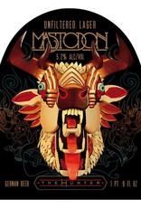 Mahrs 'Mastodon' Unfiltered Lager 500ml