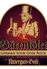 Hartmannsdorf 'Barentoter' German Sour Gose Bock 500mL