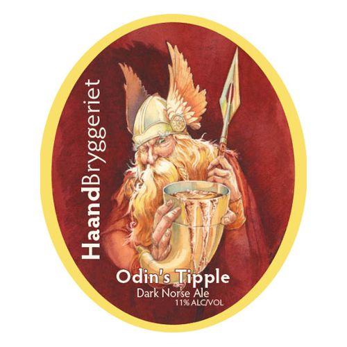 HaandBryggeriet 'Odins Tipple' Imperial Stout 11.2oz Sgl