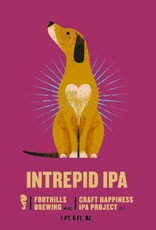 Foothills 'Intrepid' IPA 22oz