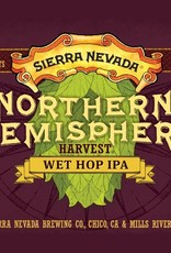 Sierra Nevada 'Northern Hemisphere Harvest' Wet Hop IPA 12oz Sgl