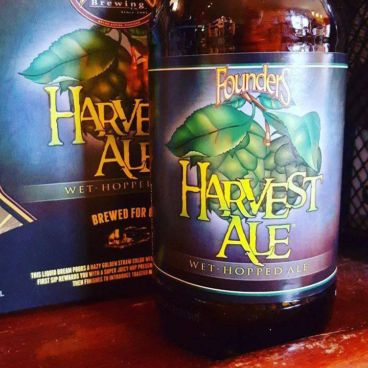Founders Founders 'Harvest Ale' 12oz Sgl
