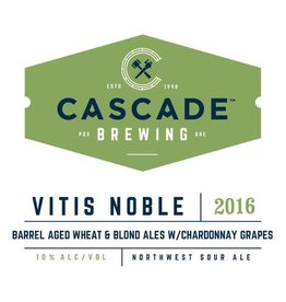 Cascade 'Vitis Noble - 2016' 750ml