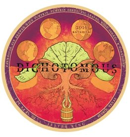 Jester King 'Autumnal Dichotomous 2016' 750ml