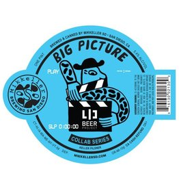 Mikkeller SD x LIC Beer Project 'Big Picture' 16oz Sgl (Can)