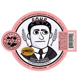 Mikkeller SD x Cigar City 'BOHR' 500ml