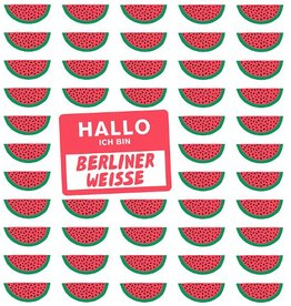 Mikkeller 'Ich Bin Berliner Weisse Watermelon' 500ml Sgl (Can)