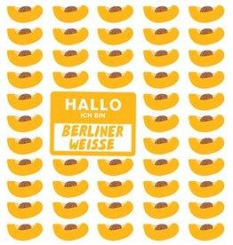 Mikkeller 'Ich Bin Berliner Weisse Apricot' 500ml Sgl (Can)