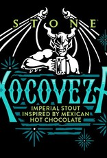 Stone 'Xocoveza' Imperial Stout Inspird by Mexican Hot Chocolate 12oz Sgl