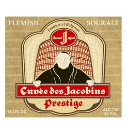 Bockor Cuvee des Jacobins Prestige' 330ml