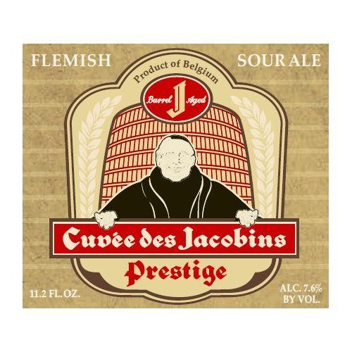 Bockor 'Cuvee des Jacobins Prestige' 11.2oz Sgl