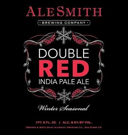 Alesmith 'Double Red' IPA 12oz