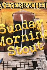 Weyerbacher 'Sunday Morning Stout' Growler 32oz (w/ Deposit)