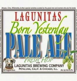 Lagunitas 'Born Yesterday' Pale Ale 12oz Sgl