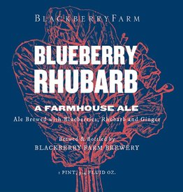 Blackberry Farm 'Blueberry Rhubarb' 750ml