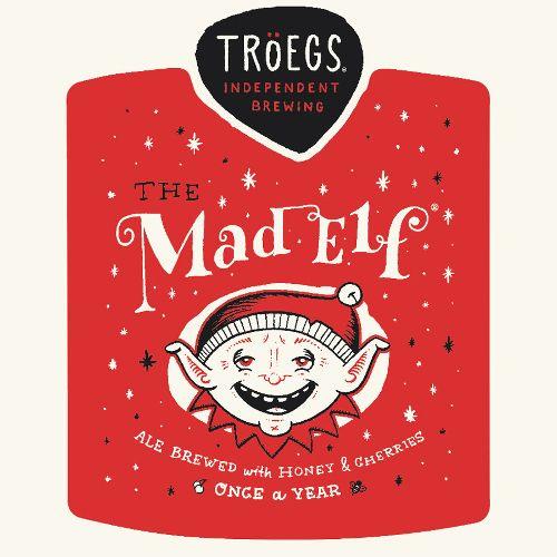 Troegs 'Mad Elf' Winter Ale 12oz Sgl
