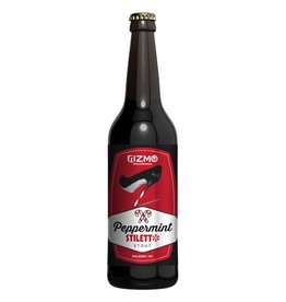 Gizmo BrewWorks 'Peppermint Stiletto' Stout 22oz