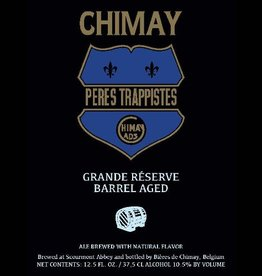 Chimay 'Rum Barrel-aged Grand Reserve' Quadrupel 375ml