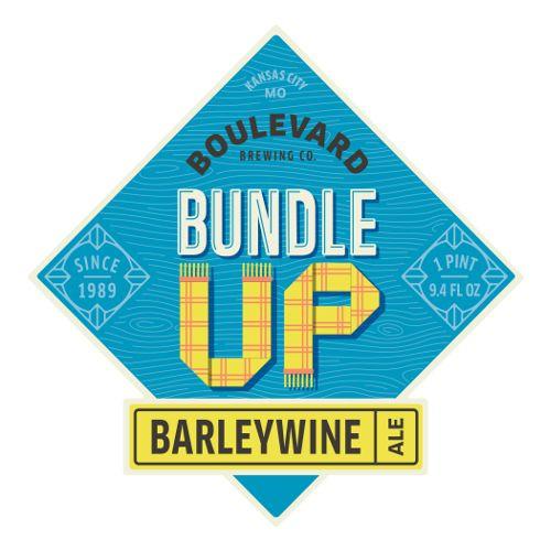 Boulevard Brewing Co. 'Bundle Up' Barleywine Ale 750ml