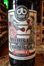 Double Barley 'Thrilla Round 8 - Macaroon' Imperial Porter 22oz