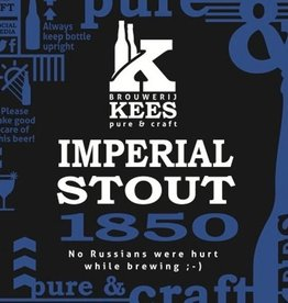 Kees! Brouwerij 'Imperial Stout 1850' 11.2oz Sgl