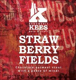 Kees! Brouwerij Kees! 'Strawberry Fields' 11.2oz Sgl