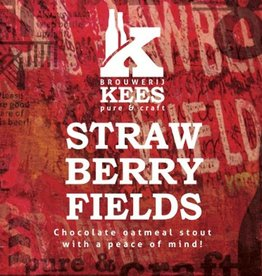 Kees! Brouwerij 'Strawberry Fields' 330ml
