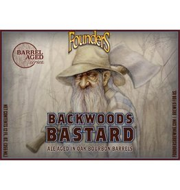 Founders Brewing Co. 'Backwoods Bastard' Ale 12oz Sgl