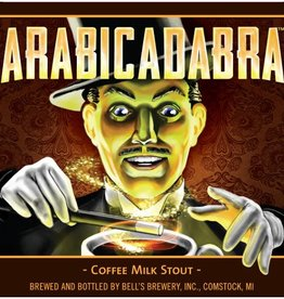 Bell's 'Arabicadabra' Coffee Milk Stout 12oz Sgl
