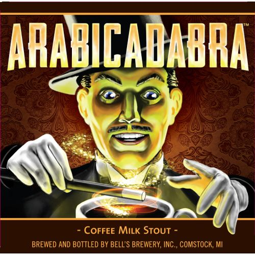 Bell's 'Arabicadabra' Coffee Milk Stout 12oz Sgl